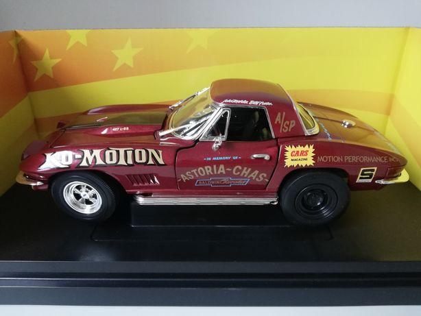 Chevrolet Corvette Baldwin Motion 1:18 ERTL