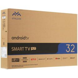 "14500р. 32""Телевизор LED iFFALCON/Smart TV/Wi-Fi T2/Android 9.0"