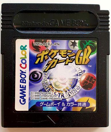 Gra Pokémon Trading Card Game Nintendo GameBoy Game Boy Classic
