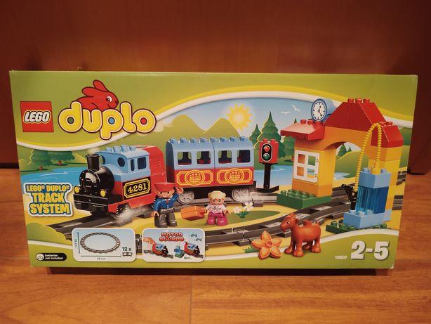 Zestaw Lego Pociąg Duplo 10507