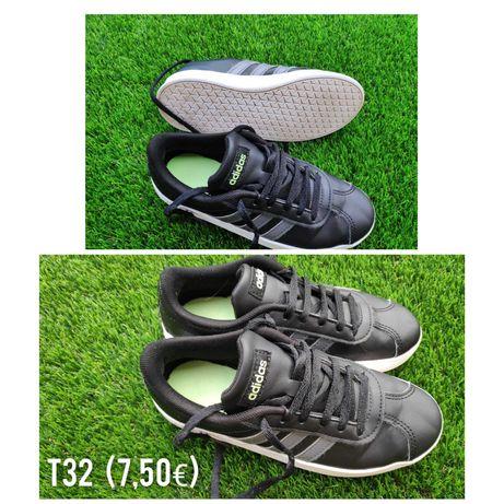 Calçado menino (T31 e T32)