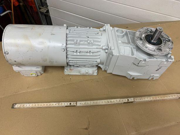 Przekładnia, motoreduktor, silnik 0,37kw 154,9 obr