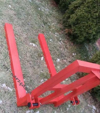 udźwig 1T widły do palet paleciak widlak do palet skrzyniopalet DOWÓZ