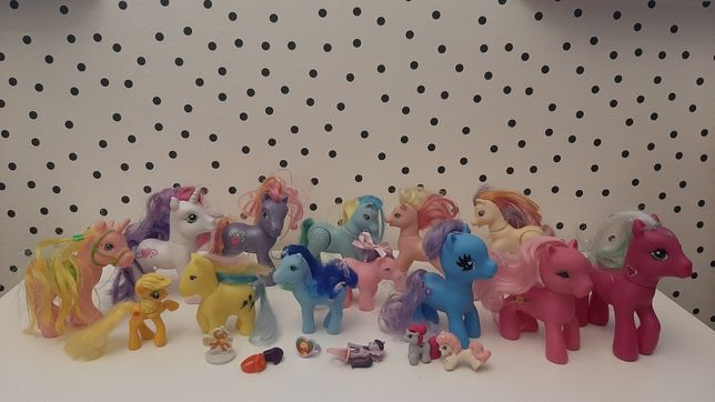 Kucyki Pony+gratis koszyczek