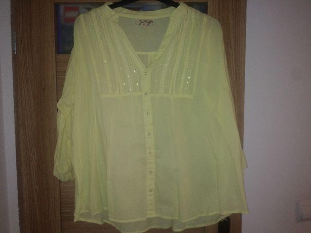 Bluzka koszula 50 52