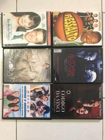 Vendo vários filmes
