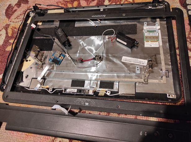 Разборка Lenovo g555
