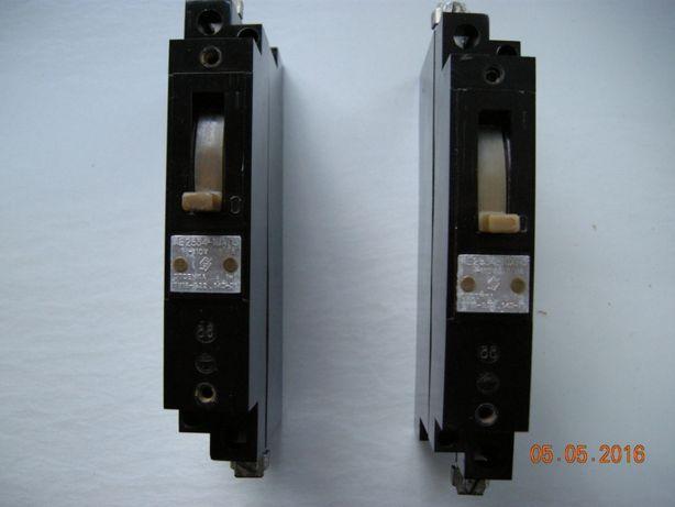 Автоматический выключатель АЕ 2531-34 10УЗ -110В 5-25А