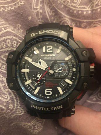 Часы Casio G-SHOCK GPW-1000-1A Авиаторы с GPS