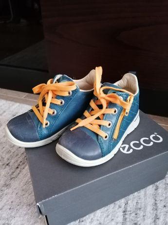 Buty dziecięce - trzewiki ecco r.23