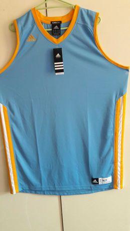 Майка баскетбольная мужская ADIDAS, размер 54 (XL).