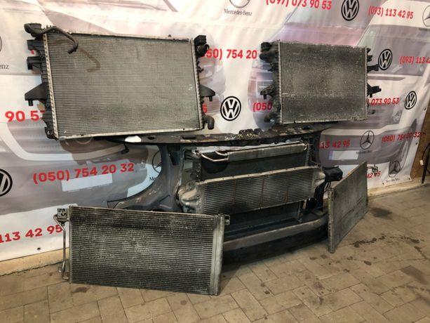 Радиатор воды VW T5 1.9 2.0 2.5 радіатор охлаждения кондиционера Т5