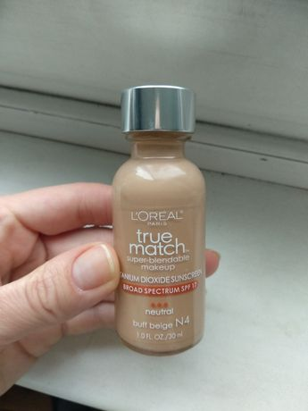 Тональный крем L'Oréal true match super blendable