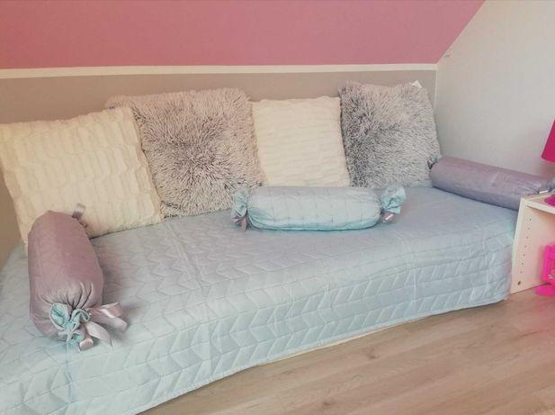 Narzuta dziecięca na łóżko nowa kolory pikowana