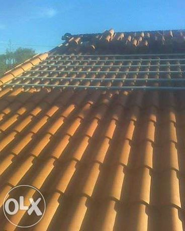 Pedreiro de Construção civil , Reparação de Edificios-Telhados Antigos
