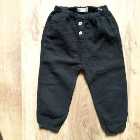 Spodnie/Spodenki/Baggy 104 Zara 3/4l dobre już na 98
