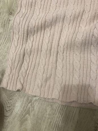 Женское вязаное платье s-m