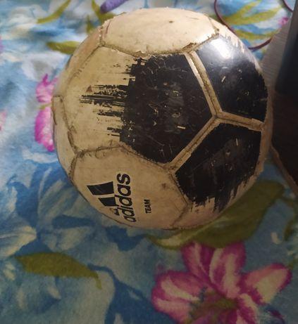 Мяч в нормальном состоянии