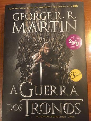 A Guerra dos Tronos - As Crônicas de Gelo e Fogo (Livro 1)