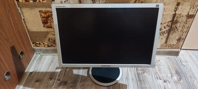 Monitor samsung Sync Master 205BW 21 cali