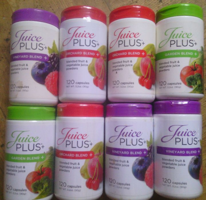 Juice Plus + био активная добавка джус плюс made in usa