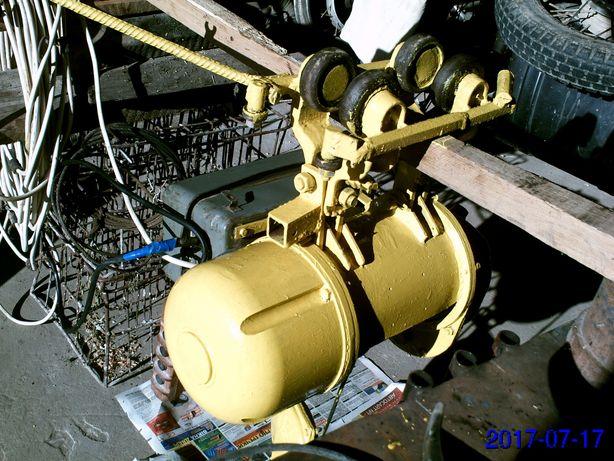 Продам Електротелельфер 500 кг + консульний кран