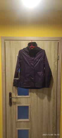 Damska wiosenna kurtka wiatrówka deszczówka sportowa