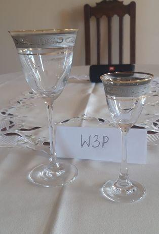Komplet ekskluzywnych 6 kieliszków do białego wina 190 ml COMBI W3P