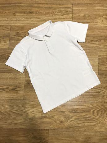 8-9 лет футболка поло на мальчика 8-9 лет