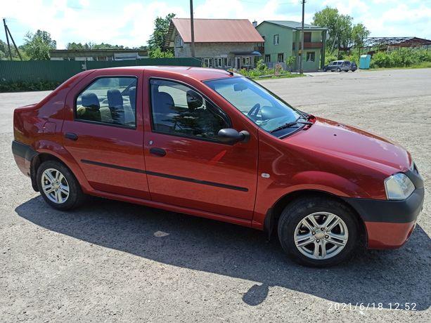 Автомобіль Dacia