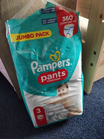 Pieluszki Pampers pants
