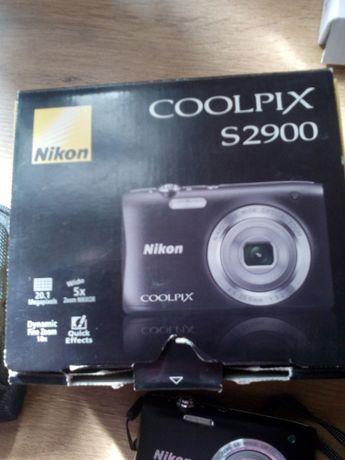 Aparat Nikon coolpix s2900