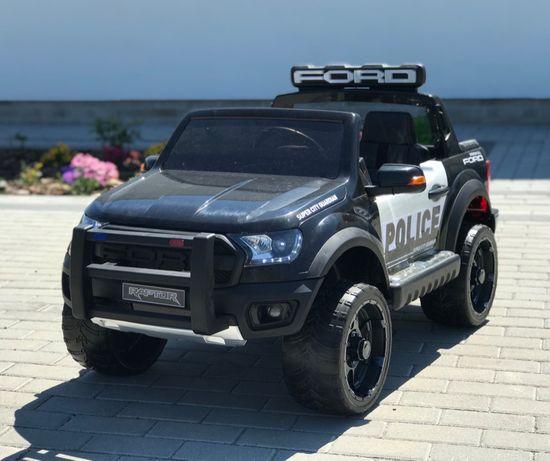 FORD RAPTOR XXL DWUOSOBOWY Ranger samochód na akumulator Eva Skóra