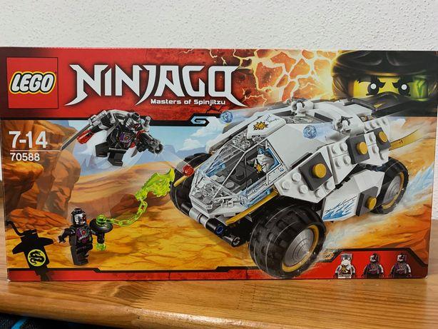 Lego Ninjago 70588