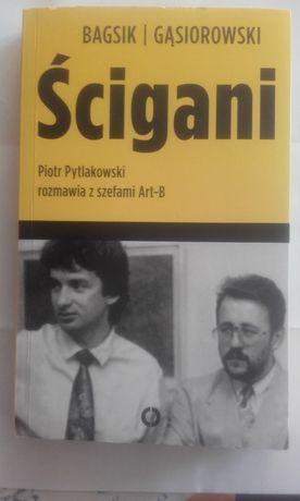 B. Bagsik, A. Gąsiorowski - Ścigani, rozmowa z szefami Art-B