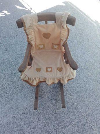 Cadeira baloiço criança