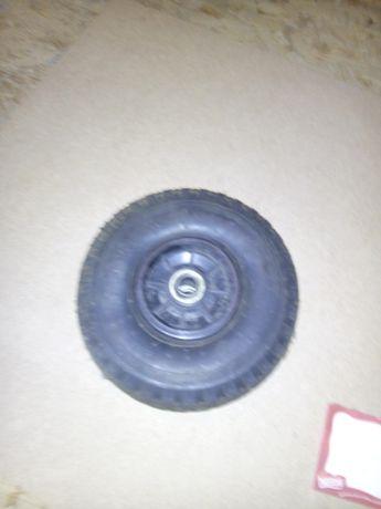 Koło gumowe opona pompowane