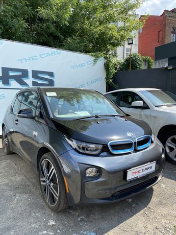 Bmw i3 2017  33 кВт электромобиль