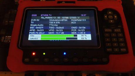 Montaż ustawianie anten SAT, DVB-t, sieci internetowe