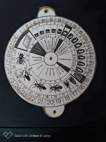 календарь вывода пчелиных маток