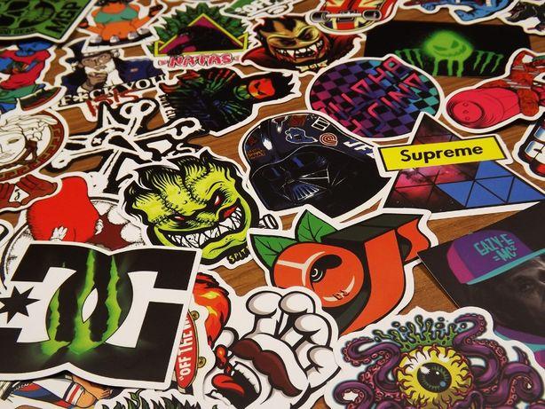 Стикербомбинг, Sticker Bombing, Наклейки, Стикеры на Авто, Скутер