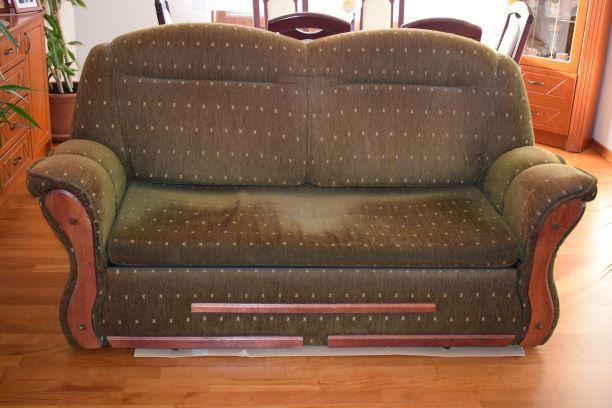 Sofa 3-osobowa rozkładana