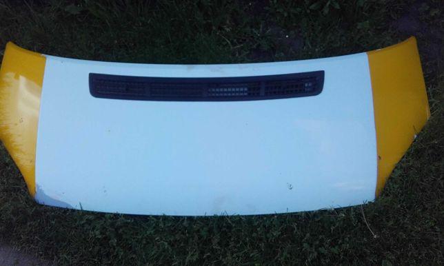 Maska ford transit mk7 06-12 kompletna biała pokrywa