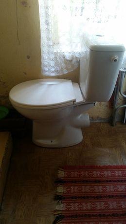 Muszla wc Cersanit Kompact z deską .