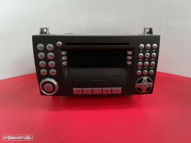 Auto-Rádio (Gps) Mercedes-Benz Slk (R171)