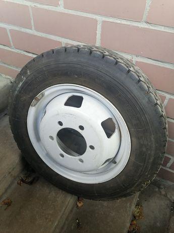 Запаска колесо Газель  r16
