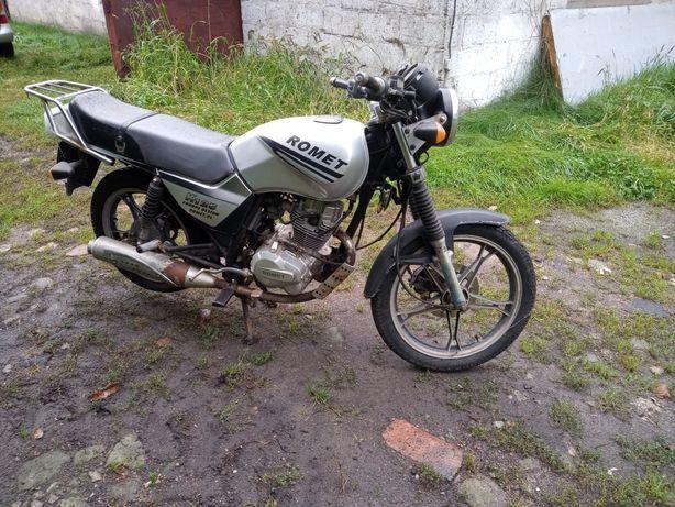Motor Romet 125cc