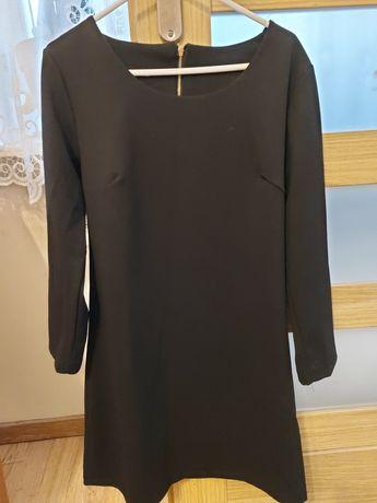 Sukienka czarna  rozmiar  38