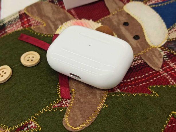 Apple Airpods Pro в коробке с чеком