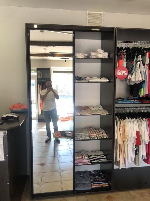 Меблі для магазину одягу Белый Камень - изображение 1